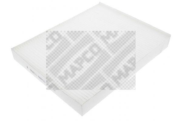 65811 MAPCO Pollenfilter Breite: 218mm, Höhe: 32mm, Länge: 278mm Filter, Innenraumluft 65811 günstig kaufen