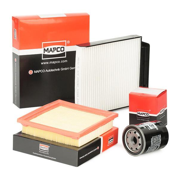 Original Komplet filtra 68531 Nissan
