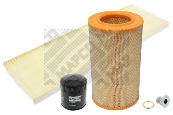 Origine Kit de filtres MAPCO 68925 ()