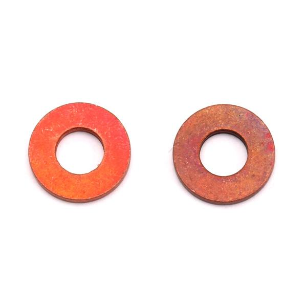 Alfa Romeo SPIDER 2006 Gaskets and sealing rings ELRING 569.370: Inner Diameter: 7,3mm, Ø: 16mm, Copper