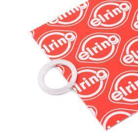 243.205 ELRING Aluminium Dicke/Stärke: 1,5mm, Ø: 20mm, Innendurchmesser: 14mm Ölablaßschraube Dichtung 243.205 günstig kaufen
