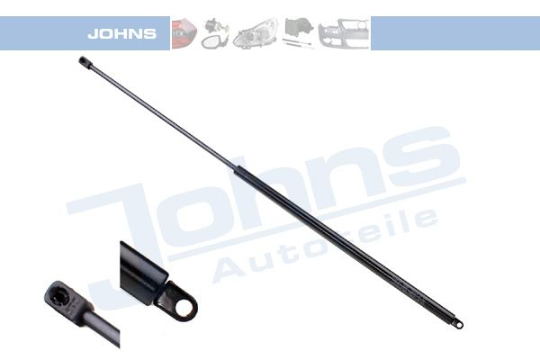 Ammortizzatore pneumatico cofano motore 13 17 03-91 JOHNS — Solo ricambi nuovi