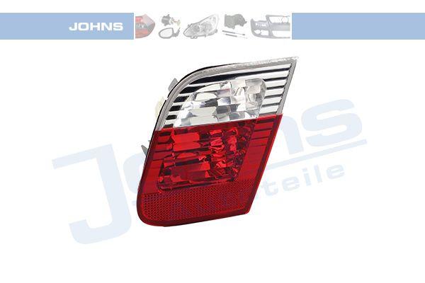 BMW 3er 2013 Rückleuchten - Original JOHNS 20 08 88-24 Farbe: rot, weiß