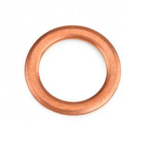 394.290 ELRING Copper Thickness: 2mm, Ø: 21mm, Inner Diameter: 14mm Seal, oil drain plug 394.290 cheap