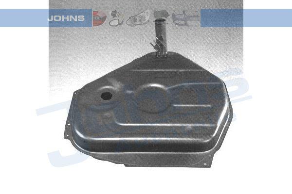 Kraftstoffbehälter und Tankverschluss JOHNS 20 13 40