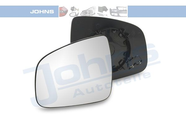 OE Original Außenspiegelglas 25 12 37-81 JOHNS