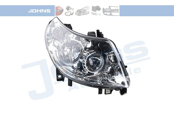 Front lights 30 44 10 JOHNS — only new parts