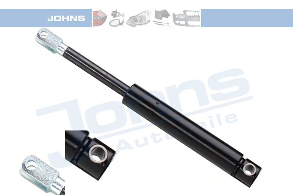 Mercedes 124-Series 1989 Gas spring boot JOHNS 50 14 95-95: Left and right, Eject Force: 1780N
