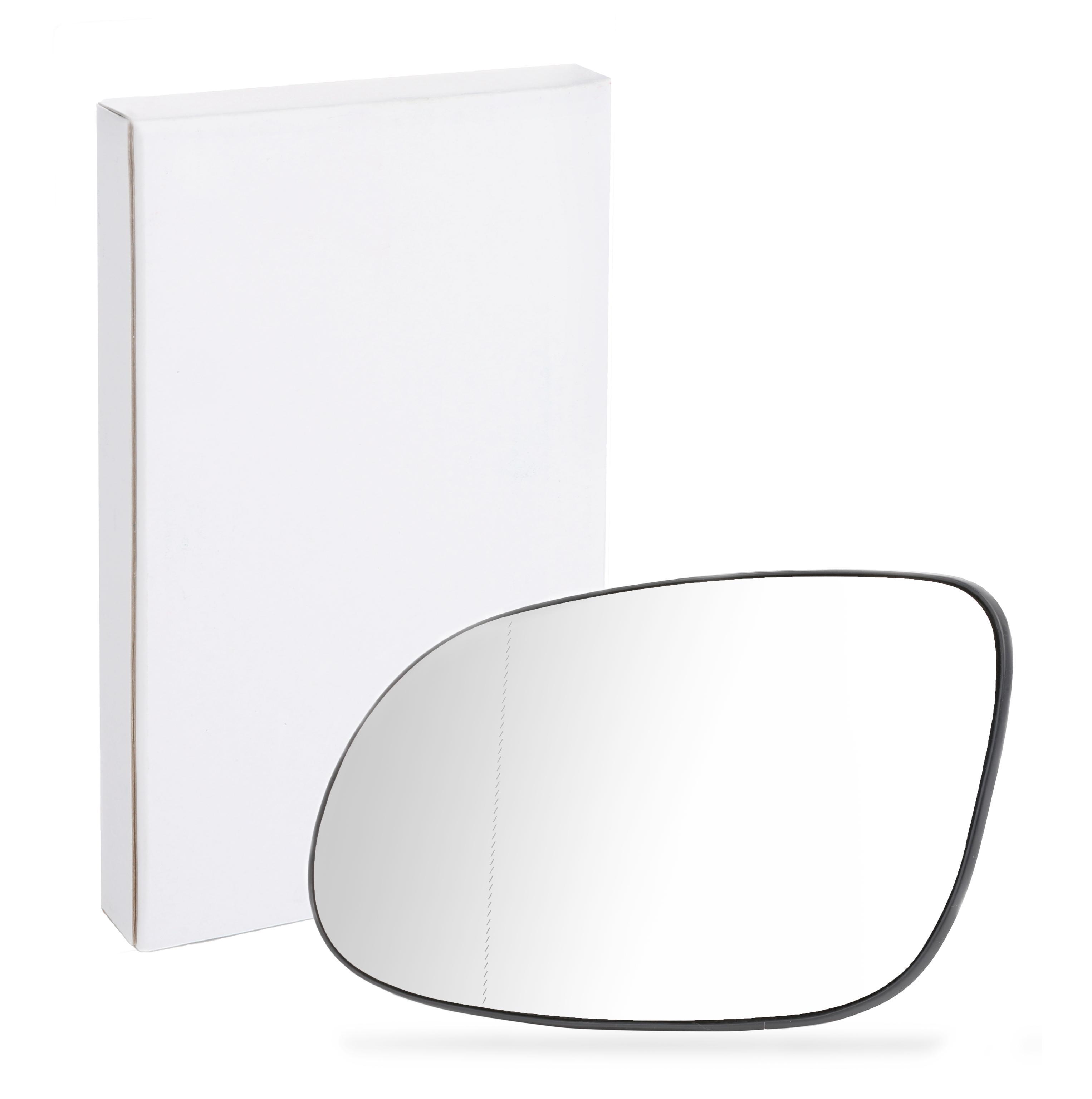 Original MERCEDES-BENZ Rückspiegelglas 50 51 37-80