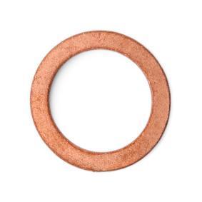 115100 Уплътнителен пръстен, пробка за източване на маслото ELRING 115.100 - Голям избор — голямо намалание