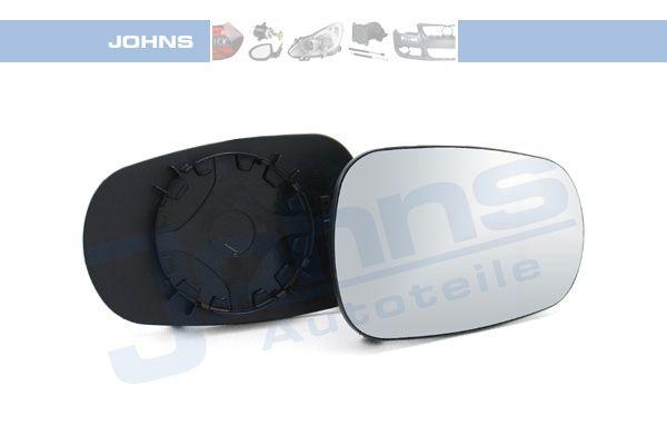 Spiegelglas Außenspiegel JOHNS 60 08 38-80