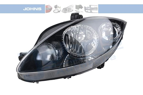 Headlamps 67 23 09 JOHNS — only new parts