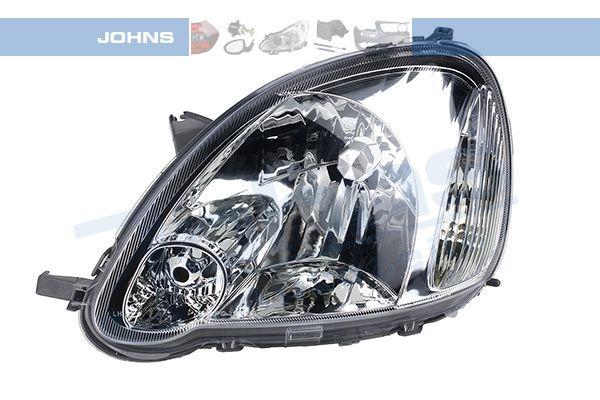JOHNS: Original Frontscheinwerfer 81 55 09-2 (Fahrzeugausstattung: für Fahrzeuge mit Leuchtweiteregelung (elektrisch))