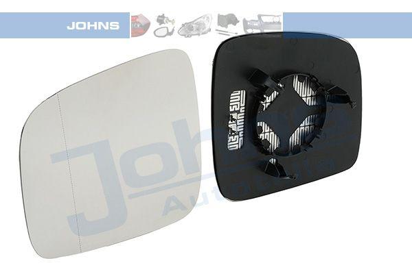 Vetro specchio retrovisore 95 67 37-81 JOHNS — Solo ricambi nuovi