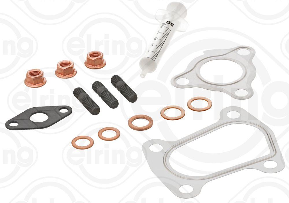 98102367 ELRING mit Dichtungen, mit Montageanleitung, mit Schrauben Montagesatz, Lader 897.930 günstig kaufen