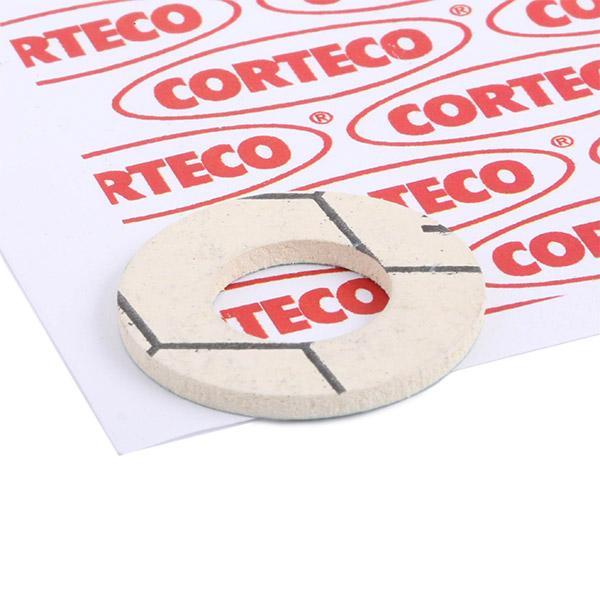 82905567 CORTECO Dicke/Stärke: 2mm, Ø: 24mm, Innendurchmesser: 12mm Ölablaßschraube Dichtung 005567H günstig kaufen