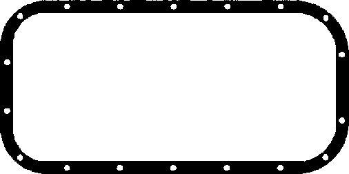 028007P Dichtung, Ölwanne CORTECO in Original Qualität