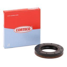 tömítőgyűrű, differenciálmű CORTECO 07019090B - vásároljon és cserélje ki!