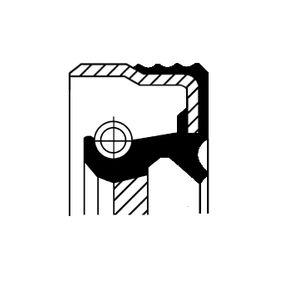 Kúpte a vymeňte Tesniaci krúżok predlohového hriadeľa CORTECO 12013061B