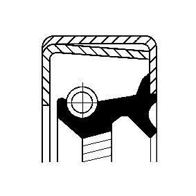 Paraolio, Cambio manuale per FIAT GRANDE PUNTO (199) 2005