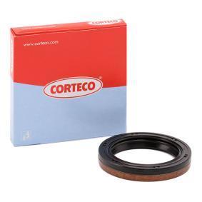 82019597 CORTECO Oljetätningsring, manuell transmission 12019597B köp lågt pris