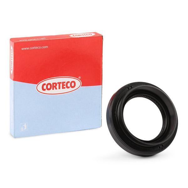 Reservdelar TOYOTA PASEO 1990: Oljetätningsring, differential CORTECO 19026735B till rabatterat pris — köp nu!