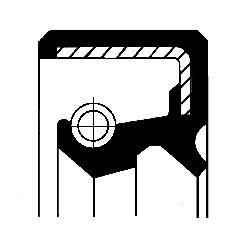 CORTECO: Original Verteilergetriebe Einzelteile 19027902B ()