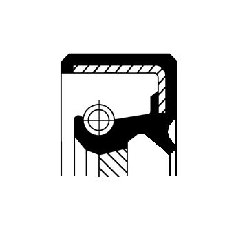 CORTECO: Original Verteilergetriebe Einzelteile 19033916B ()