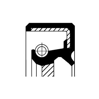 CORTECO: Original Verteilergetriebe Einzelteile 19035154B ()