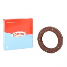 Wellendichtring, Kurbelwelle CORTECO 20015456B günstige Verschleißteile kaufen