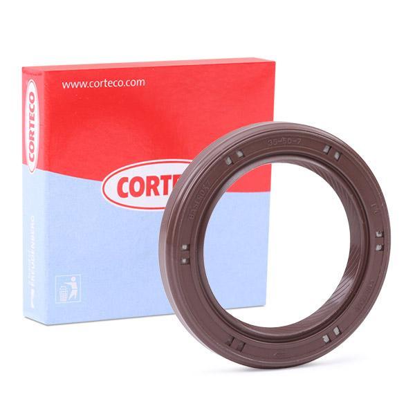 MERCEDES-BENZ PONTON 1957 Kardanwellen & Differential - Original CORTECO 20018100B