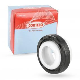 Wellendichtring, Kurbelwelle CORTECO 20026412B günstige Verschleißteile kaufen