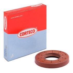 Kúpte a vymeňte Tesniaci krúżok hriadeľa diferenciálu CORTECO 20026878B