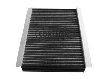21652991 CORTECO Aktivkohlefilter Breite: 203mm, Höhe: 45mm, Länge: 290mm Filter, Innenraumluft 21652991 günstig kaufen