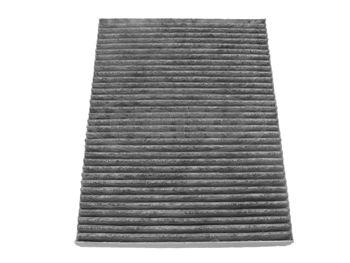 21653015 CORTECO Aktivkohlefilter Breite: 217mm, Höhe: 30mm, Länge: 275mm Filter, Innenraumluft 21653015 günstig kaufen