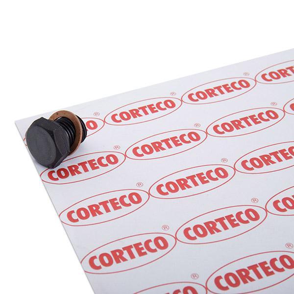 Låsskruv, oljetråg CORTECO 220124S Recensioner