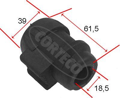 OE Original Stabilager 80001465 CORTECO