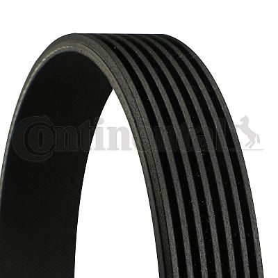 LAND ROVER DISCOVERY 2003 replacement parts: V-Ribbed Belts CONTITECH 7PK2710 at a discount — buy now!