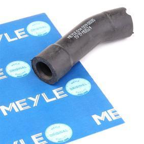 Zylinderkopfhaubenentl/üftung Meyle 014 009 0030 Schlauch