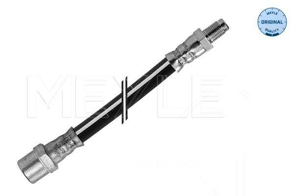 MERCEDES-BENZ 190 1988 Bremsschläuche - Original MEYLE 014 042 0006 Länge: 366mm, Innengewinde: M10x1mm, Außengewinde: M10x1mm