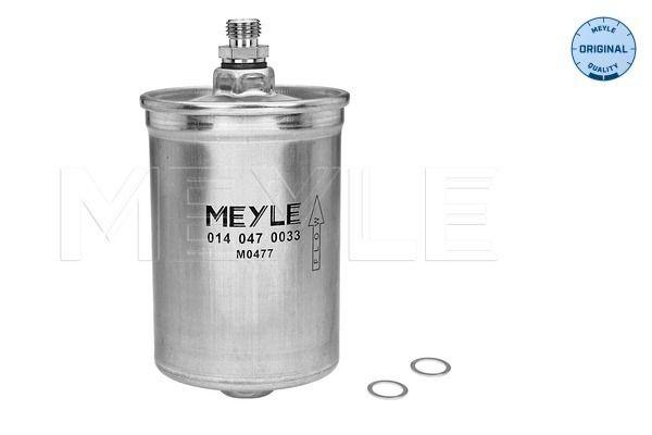 Brændstoffilter 014 047 0033 MEYLE — kun nye dele