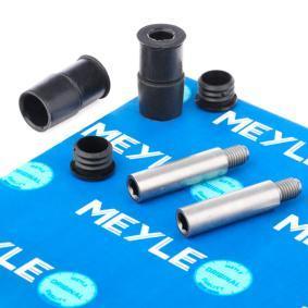 MBX0011 MEYLE MEYLE-ORIGINAL Quality, Vorderachse, mit Führungsbolzen Führungshülsensatz, Bremssattel 014 698 0006/S günstig kaufen