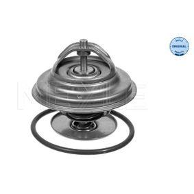 MTH0005 MEYLE Öffnungstemperatur: 71°C, mit Dichtung, MEYLE-ORIGINAL Quality Thermostat, Kühlmittel 028 271 0001 günstig kaufen