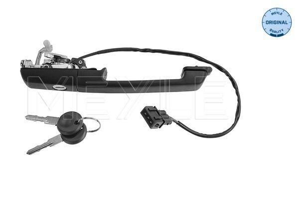 MIX0147 MEYLE vorne links, mit Schließzylinder, schwarz, ORIGINAL Quality Türgriff 100 910 0015 günstig kaufen