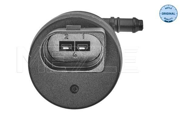 100 955 0006 Waschwasserpumpe, Scheibenreinigung MEYLE in Original Qualität