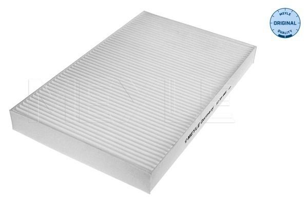 AUDI 200 1985 Pollenfilter - Original MEYLE 112 319 1005 Breite: 192mm, Höhe: 30mm, Länge: 309mm