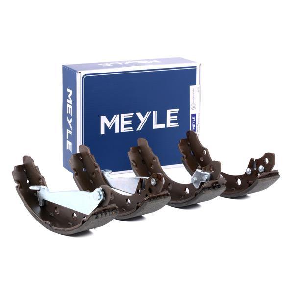 MEYLE: Original Bremsbackensatz 114 042 0601 (Breite: 40mm)
