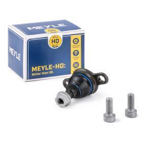 MBJ0052HD MEYLE unten, Vorderachse rechts, Vorderachse links, mit Zubehör, MEYLE-HD Quality Gewindemaß: M14x1,5 Trag- / Führungsgelenk 116 010 0012/HD günstig kaufen