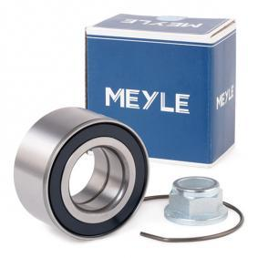 MWK0108 MEYLE Front axle both sides, with add-on material, MEYLE-ORIGINAL Quality, without ABS sensor ring Ø: 72mm, Inner Diameter: 37mm Wheel Bearing Kit 16-14 146 4049 cheap