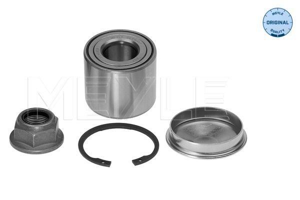 MWK0120 MEYLE Hinterachse beidseitig, mit Anbaumaterial, ORIGINAL Quality Ø: 55mm, Innendurchmesser: 25mm Radlagersatz 16-14 750 0004 günstig kaufen